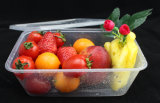 Ustensiles de cuisine jetables Take Away Plastic Food Food / Deli Container / Storage / Box with Cover