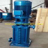 Vertical und horizontales Roheisen und Edelstahl-Mehrstufenwasser-Pumpe