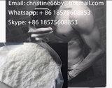Polvere grezza 50-41-9 Christine di vendita di 99% di Clomid dell'ormone steroide di Clomiphene del ciclo puro caldo del citrato