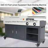 Machine de reliure de livre d'équipement post-presse D60-A3