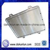 Pieza trabajada a máquina aluminio del CNC de la precisión