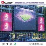 Schermo di visualizzazione locativo esterno della parete di colore completo LED di buona qualità di P3.91 P4.81 video per uso della fase
