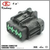 8 conetores automotrizes elétricos fêmeas do Pin Kinkong
