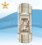 лифт 1000kg 13persons панорамный стеклянный для торгового центра