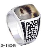 Nuovi anello d'argento dei monili dei monili 925 di modo di arrivo