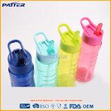 Botella plástica opaca de los colores superiores de la venta cuatro