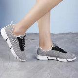 Los zapatos más nuevos de los deportes de las zapatillas de deporte de las señoras de la manera al por mayor modifican para requisitos particulares (MB9018)