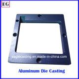 Druckguß blaue anodisierende AluminiumConponents Geräten-passende Autoteile
