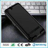 Spiegel-Energien-Bank-Batterie-Backup-Fall-Aufladeeinheits-Deckel für iPhone 6 7 Plus