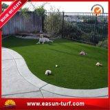 Het anti-uv Gras van de Decoratie van de Tuin Synthetische Kunstmatige voor Landschap