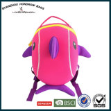 アマゾン熱い新式の子供のSH17070613ピンク動物のバックパック袋