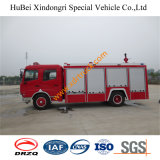 6tons Dongfeng 화재 물뿌리개 Euro4