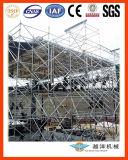 Système en aluminium d'échafaudage de Ringlock