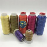 Multi-Color резьба вышивки рейона 40W
