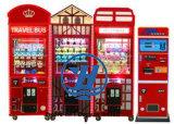 Máquina de juego popular de la venta de la garra de la grúa 2017 para la venta (ZJ-CGA-6)