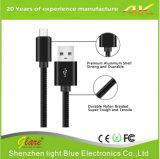 이동 전화를 위한 마이크로 USB 데이터 케이블