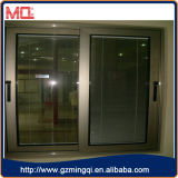 Marco de aluminio con la persiana Windows