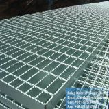 Gegalvaniseerde Gelaste Grating van het Netwerk van het Staal voor de Vloer en de Geul van het Platform