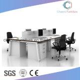 Poste de travail en bois moderne de meubles de bureau