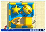 Corsario inflable con la piscina de la bola