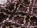 2016 Geel Bruin Patroon 100% de Stoffen van de Polyester door 380GSM