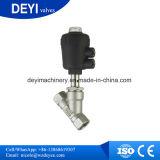 Soupape pneumatique de portée de cornière de l'acier inoxydable TNP