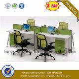 유럽 디자인 오피스 책상 금속 다리 사무실 분할 (HX-PT5053)