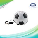 FM機能のフットボールの形のBluetoothの小型スピーカー