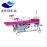 AG-C101A03b Cer ISOanerkanntes elektrisches Gynecology-Prüfungs-Multifunktionsbett