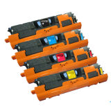 Cor cartucho de toner Series C9700A para HP 1500 2500