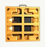 Módulo Rental ao ar livre de alta resolução do diodo emissor de luz da cor P10 cheia