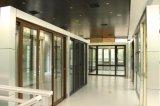 China anodizou os fabricantes de alumínio do projeto do indicador de vidro de quadro (indicador de vidro do toldo)
