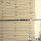 El panel de emparedado de la cámara fría PU/EPS/Rockwool de la anchura de China 500mm-1150m m