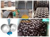 インドの熱い販売の螢石の粉のブリケッティング機械