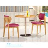 다방 (HW-2027C)를 위한 현대 나무로 되는 식사 의자