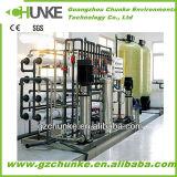 Installation de filtration commerciale de l'eau avec le système 2000L/H Steel/FRP inoxidable de RO
