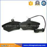 Zapatas de freno de la venta al por mayor de la calidad del OEM de T11-3501080A para Chery