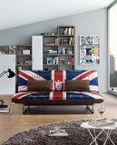 يوسع فراش يكذب أريكة مع كلّ معدن إطار و5 مواضع قابل للتعديل