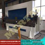 Serie der Bremsen-We67k betätigen elektrische hydraulische CNC-verbiegende Maschine