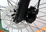 道ピットのバイクを離れて電気500W Mj1 LG 3500のセル脂肪質のタイヤ