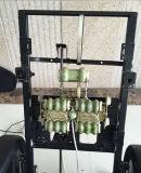 Shiatsu 난방 치료 비취 안마 의자