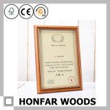 Blocco per grafici di legno moderno del certificato della maschera per l'ufficio/decorazione domestica