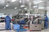 Автоматической алюминиевой пробка прокатанная пластмассой делая машину