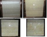 Mattonelle piene dorate della porcellana del marmo del corpo del materiale da costruzione