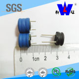 Inductor plomado radial de la base del tambor de la talla 2.2mh 8*8.3m m