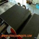 Buen Conducto Elástico 10GSM Tejido de Fibra de Carbono