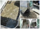 Prensa de tornillo de desecación del lodo del Multi-Disco para el lodo biológico Wwtp