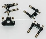 Вставка штепсельной вилки Pin латуни 2 дома штепсельной вилки Таиланда электрическая