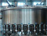 Fregado de las botellas automático de las pistas 14-60 máquina que capsula de relleno 3 in-1