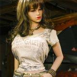 O agente quis a boneca realística do amor de Slicone 3D